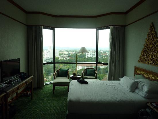 Empress Hotel : Deluxe room
