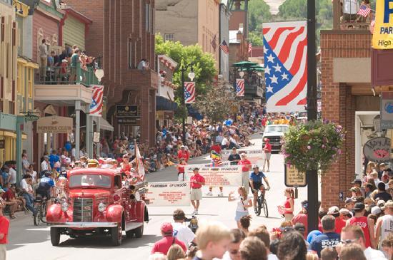 Park City, UT: Main Street Parades