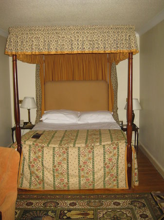 Macdonald Houstoun House: la chambre