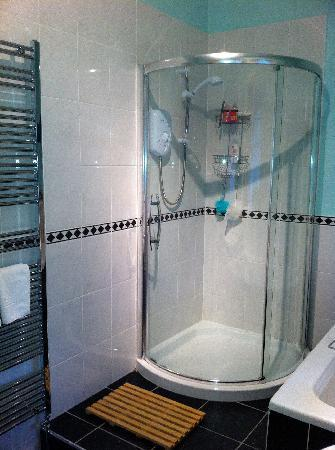 Ferrycraigs House: Shower and Bath Room
