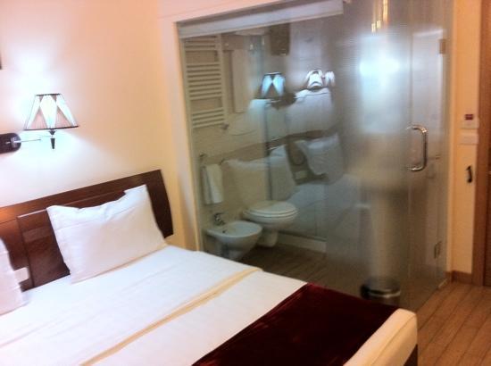 Hotel Filippo Roma: camera