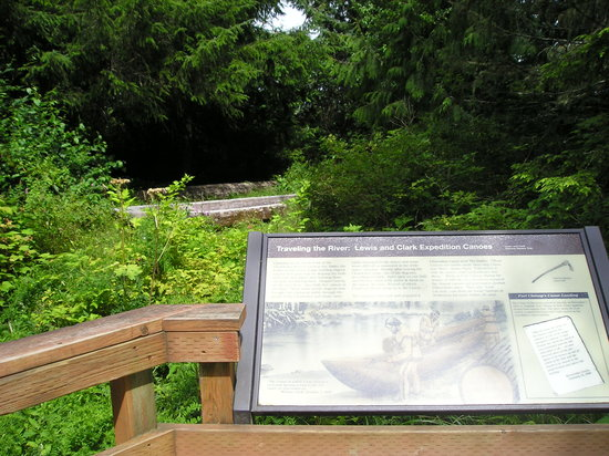The Lewis And Clark National And State Historical Parks