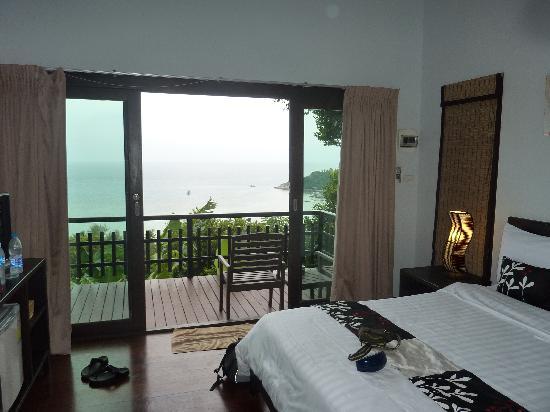 Chintakiri Resort : Room with view