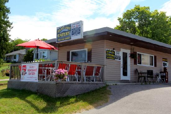 Silver Maple Motel: Head Lake Eatery