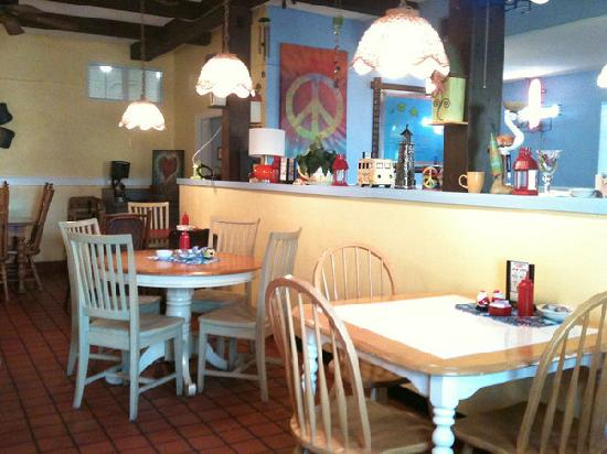 The Saint Augustine Beach House: Over the Ditch Cafe
