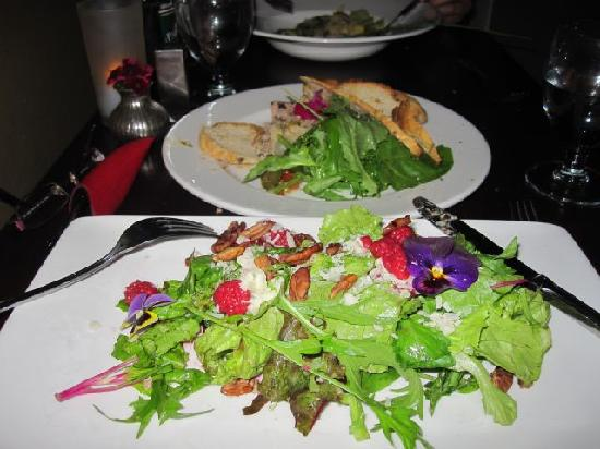 All Seasons Cafe : To die for Salad and Pate