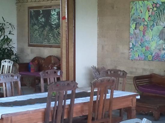 Taman Indrakila: Hotel restaurant