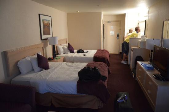 布里格姆城水晶套房飯店照片