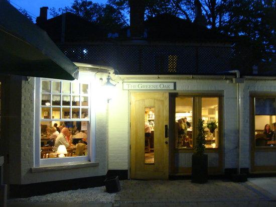The Greene Oak: Homely and welcoming