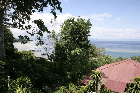 คิคัค ซีนัง รีสอร์ท: the view from our balcony
