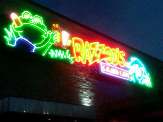 Razzoo's Cajun Cafe : Exterior
