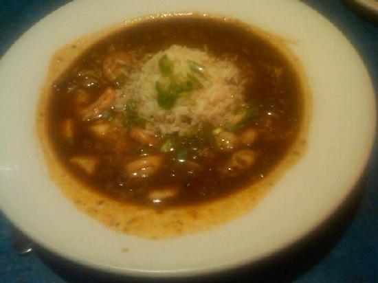 Razzoo's Cajun Cafe : My Dish