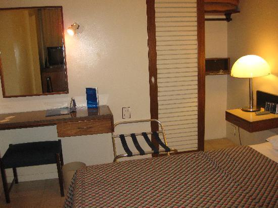 Hotel Savoy Othon: Room 407