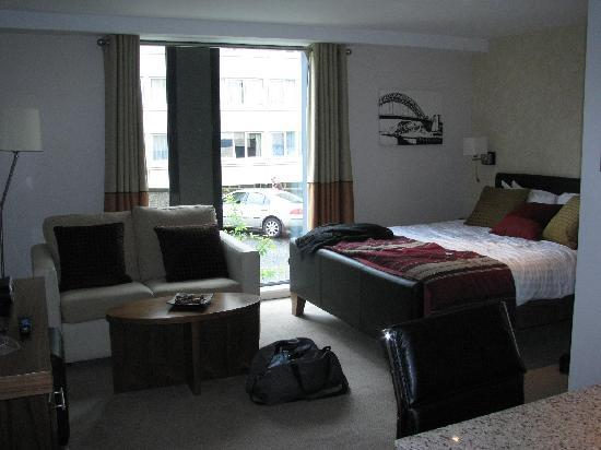 Staybridge Suites Newcastle: Gorgeous room