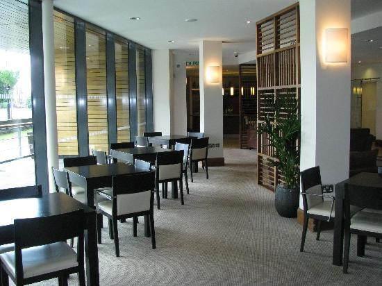 Staybridge Suites Newcastle: Spacious communal areas