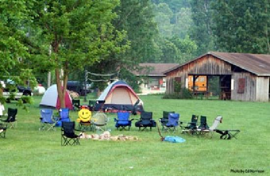 Mountain Creek Campground: Camping Spots