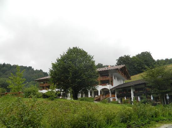 Best Western Plus Berghotel Rehlegg: Vew of hotel