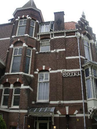 BEST WESTERN Hotel Petit : façade de l'hotel