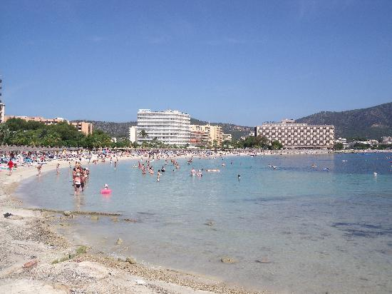 The View Picture Of Hotel Son Matias Beach Palmanova