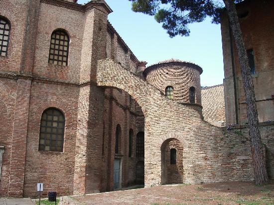 Basilica San Vitale: Basilica di San Vitale
