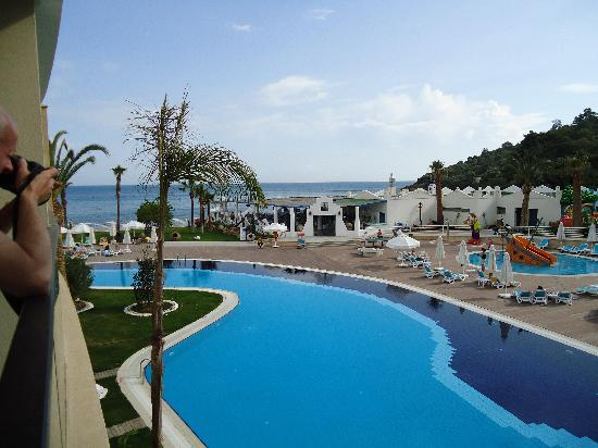 Paloma Pasha Resort : Pool