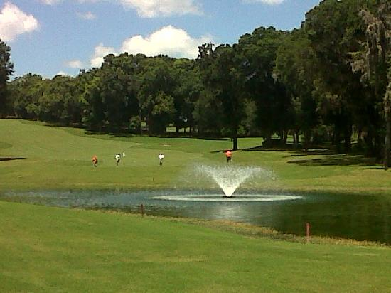 Lake Jovita Golf and Country Club: 11th Hole