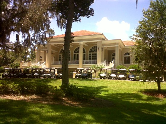 Lake Jovita Golf and Country Club: Clubhouse