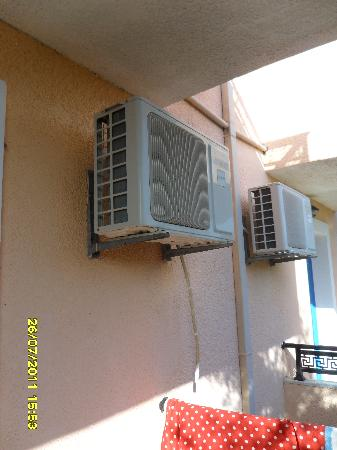 the air conditioning unit picture of chrysoula hotel