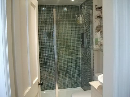 24 Inverleith Place: Shower room