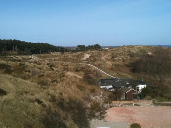 WestCord Hotel Schylge: uitzicht