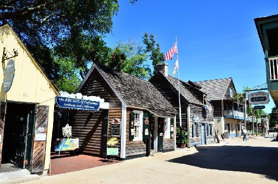 Sheriffs Historical Tours: St George st.