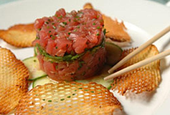 Ocean : Tuna Tartar