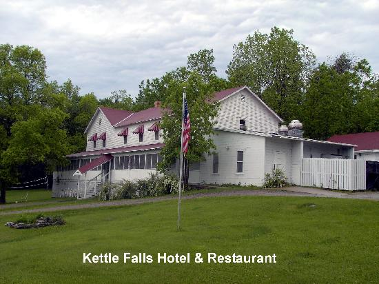 Kettle Falls Hotel Updated 2017 Reviews Voyageurs