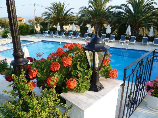 Paradise Hotel: Swimming pool