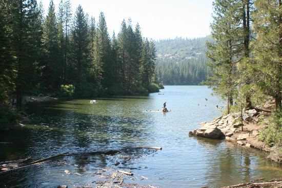 Lodgepole Campground: Hume Lake