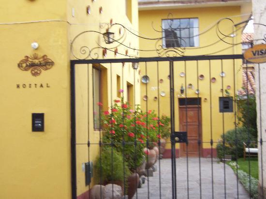 El Andariego: hotel.