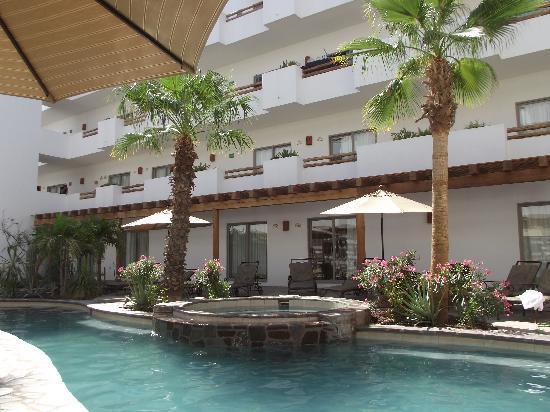 Hotel Santa Fe: Alberca