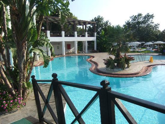 Hotel Calypso : Calypso Beach. Book your holiday here. You won't be disappointed.