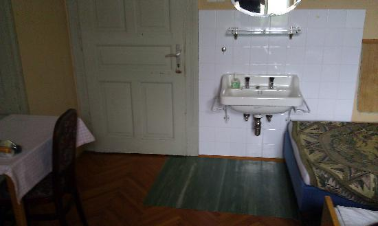 Vila Gorenka : sink in room