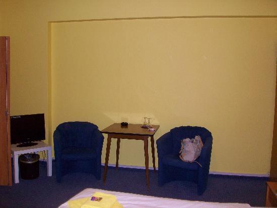 Hotel Siemensstadt: sitting area