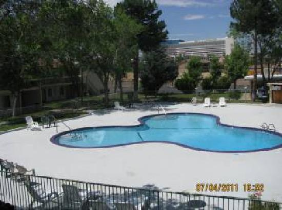 Vagabond Inn Reno : Swimming Pool