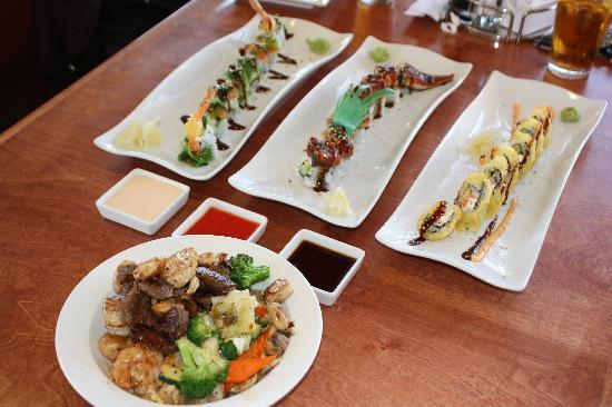 Mikasa Japanese Cuisine