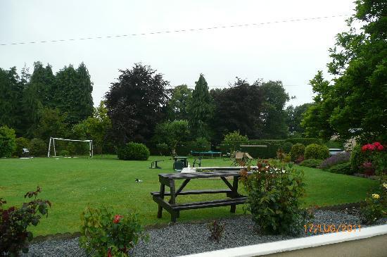 Copperfield House: giardino