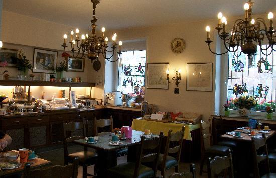 Hotel Doria: Doria Dinning Room