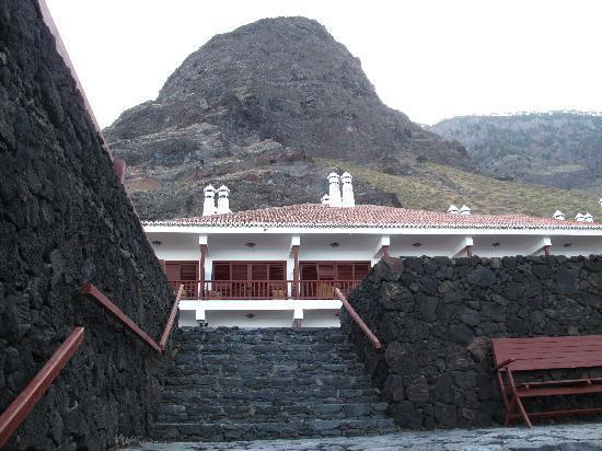 Parador Hotel El Hierro: Habitaciones con vistas al mar