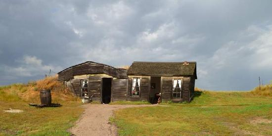 Prairie Homestead Historic Site: The Browns' Home