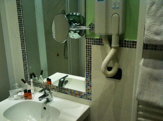 Hotel Manzoni: Bagno