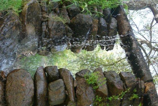 Sao Pedro do Sul, Portugal: waterway system