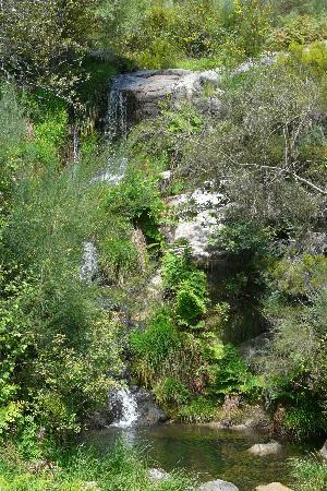 Sao Pedro do Sul, Португалия: cascade