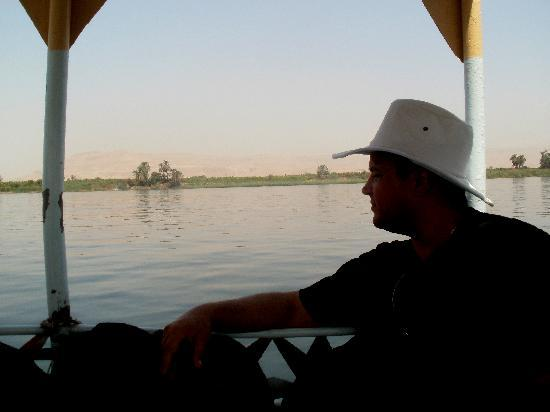 Flats in Luxor: On the Nile